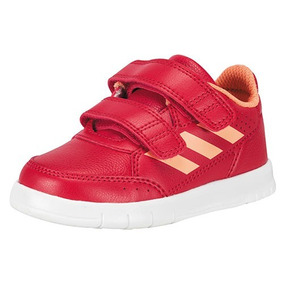 Tenis adidas Altasport S81062 Rojo Coral Pv