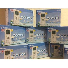 Control Remoto Aire Acondicionado Clima Minisplit Universal