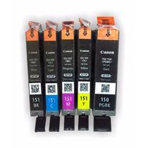 Juego De Tintas Para Impresoras Canon Pixma Ip7210 Y Ix6810