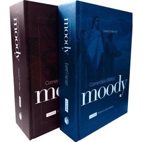 Comentário Bíblico Moody - Volume 1 E 2 - Ebr