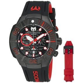 Technomarine Black Reef Tm515018 Tiempo Exacto Relojes