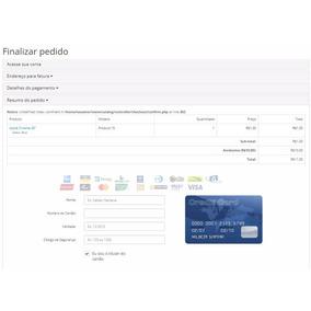 Extensões Opencart Mais Módulo Transparente Pagseguro
