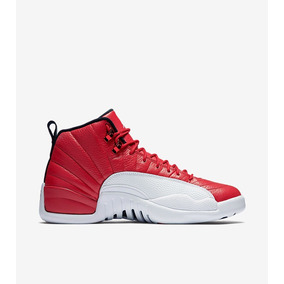 Tênis Nike Air Jordan 12 Retrô Gym Red Masculino Original