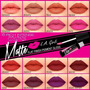 Labial Original L.a. Girl Matte Flat Finish Pigment Gloss