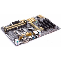 Asus Z87-k Sqt 1150 **6gbs/usb3/cross