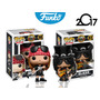 Slash Y Axl Rose Funko Pop Guns N Roses Rock Concierto