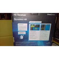 Receptor Satelital Hd Shaw Direct Modelo Dsr600