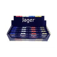 Preservativos Jäger  Surtidos 16 Cajitas X 3