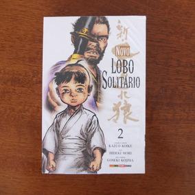 Manga - Novo Lobo Solitário - Vol 2 - Panini