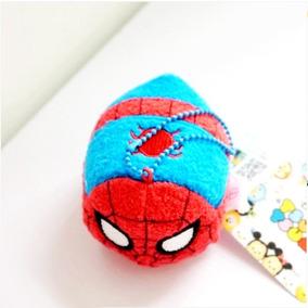 Genial Tsum Tsum Mini Peluche De Spiderman El Hombre Araña