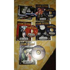 Lote 5 Dvds. Clássicos Terror. Jess Franco E Outros. F15