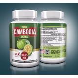 Pure Cambogia Ultra Quema Grasa Quita Ansiedad De Comer Eeuu
