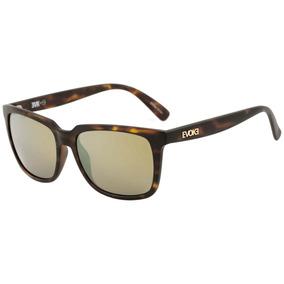 Óculos Evoke Hosoi Black Matte Black Leather Silver Gray Tot ... 5669cfb1af