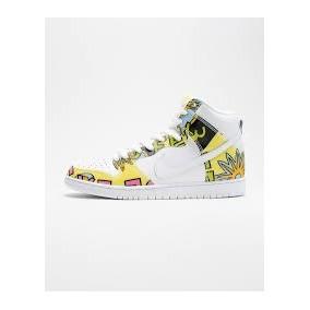 Nike Sb Dunk High Premium De La Soul