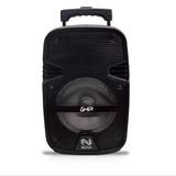 Bafle Amplificado Bocina 8 Ghia Recargable Usb / Micrófono
