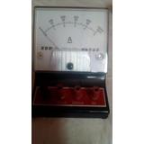 Amperimetro Analogico De Medicion Dc Para Banco De Prueba