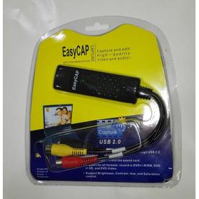Capturadora De Video Usb 2.0 Easycap Dc60 Puerto Ventas