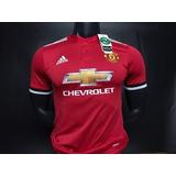 Camiseta Manchester United 2017 2018