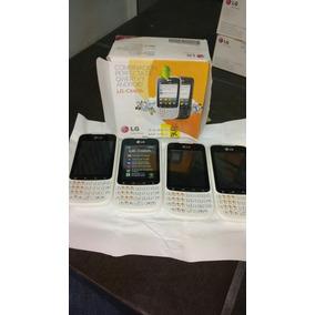 Lg C660h Optimus Lote De 4 Piezas Nuevas Android Whatsapp