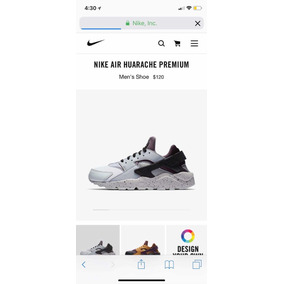Tenis Nike Huarache Premium Nuevos