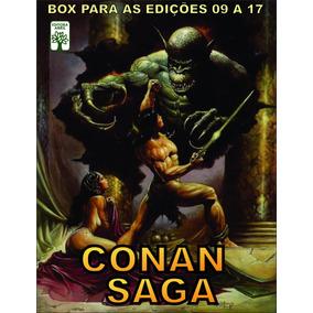 Box, Caixa, Para Conan Saga Caixa 02 (abril)