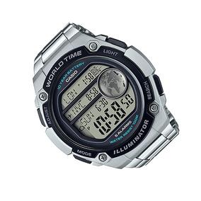 Relógio Masculino Casio Digital Ae3000 - Ae1000 Extra Grande