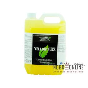 03 Un - Solupam 5l - Yellow Flex Desengraxante - Nobre Car