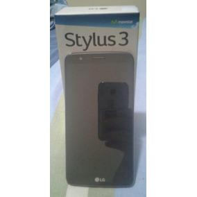 Lg Stylus 3, Nuevo, Libre