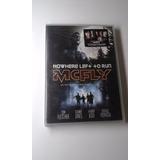 Dvd Mcfly-nowhere Letf To Run-novo Lacrado