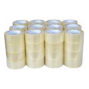 Cinta Embalaje Adhesiva  Empaque 48x100 Transp. Caja X 36
