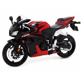Miniatura De Moto Honda Cbr 600rr 1:12 Maisto
