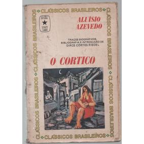 1017 Livro O Cortiço - Aluísio Azevedo