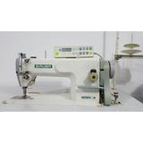 Máquina De Costura Industrial Reta Eletrônica Siruba L819-x2