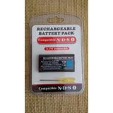 Batería Nintendo Dsi 2000mah 3.7v Nuevas Y Selladas
