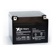 Bateria Gel 12v 24ah 24a Recargable Ups Alarma