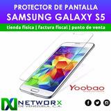 Protector Pantalla Samsung Galaxy S5 Yoobao Transparente