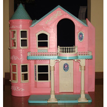 Mansión De La Barbie Casa De Los Sueños 1998 Vintage