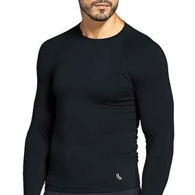 Camisa Térmica Manga Longa Segunda Pele Masculino Lupo 70045