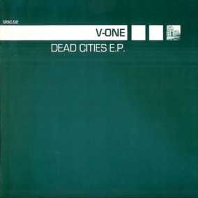 Trance V-one - Dead Cities E.p. Disc.02