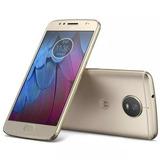 Celular Motorola Moto G5s 32gb/3gb Ram + Capa De Brinde
