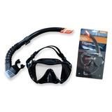 Gafas + Snorkel Nivel Profesional Ecology Mod Tiburón