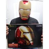 Replica Mascara Homem De Ferro Marvel - Hasbro - B7435