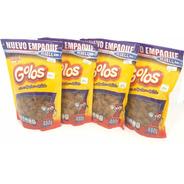 Golos Tamarindo Dulce Fruta Chile Bokados 4 Bolsas 500 Grs