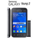 Vendo O Cambio Mi Samsung Galaxy Young 2 Como Nuevo Movistar
