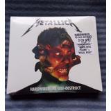 Metallica (2 Cd) Hardwired To Self-destruct. Nuevo Y Sellado