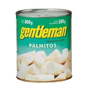Palmitos Gentleman 800 Gr