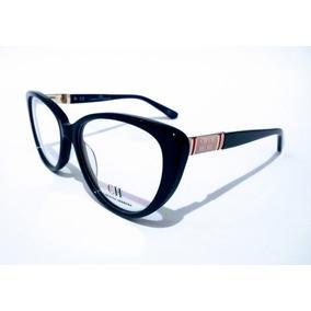 Armação Óculos De Grau Feminino Gatinho Ch Frete Grátis efd1c11106