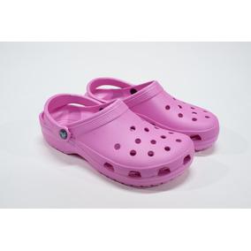 Crocs Originales Kids Classic Nena Rosa