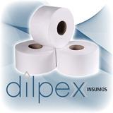 Papel Higienico 300 Metros Mts Pack Por 8 Un Blanco