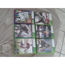 Varios Jogos Para Xbox 360 Original